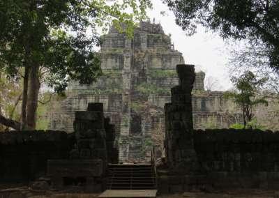 Koh Ker, Beng Mealea Forest Temples