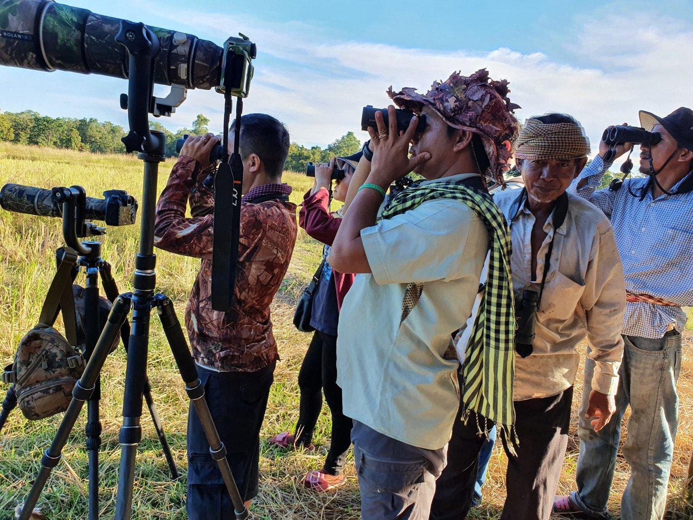 SVC Birding at Koh Samseb